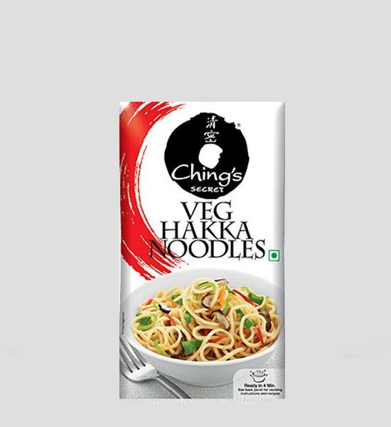 Chings Secret Veg Hakka Noodles 150g