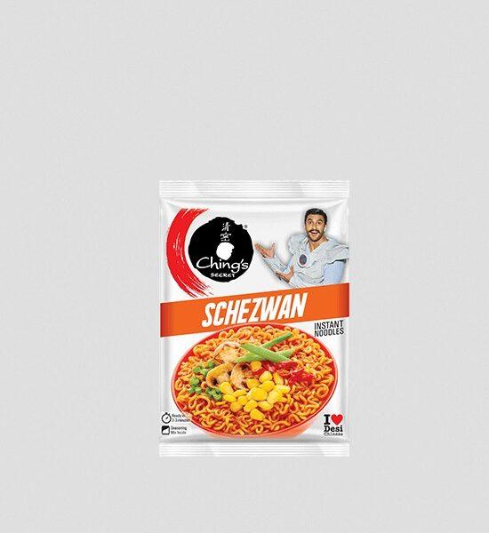Chings Secret Schezwan Instant Noodle 60g