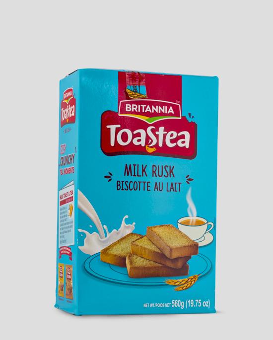 Britannia Milk Rusk Toastea 560g