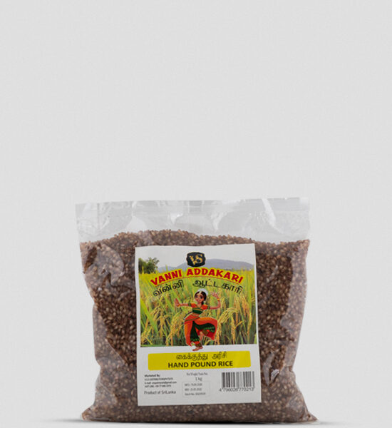 VS Vanni Addakari Hand Pound Rice