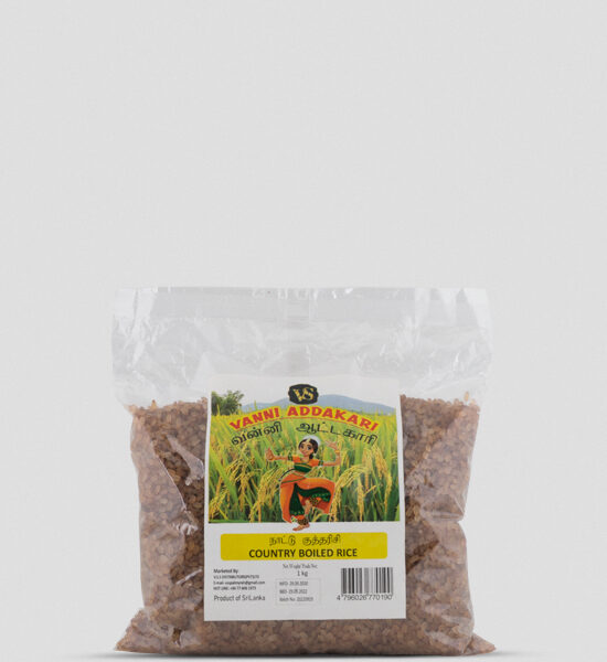 Vanni Country Boiled Rice