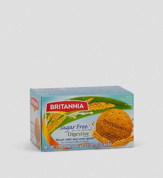 Britannia Sugar Free Digestive Biscuits