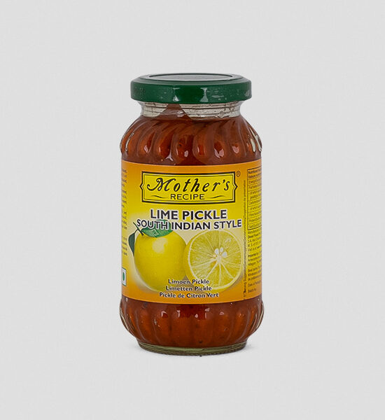 Mothers Recipe Lime Pickle (Eingelegte Limetten) 300g