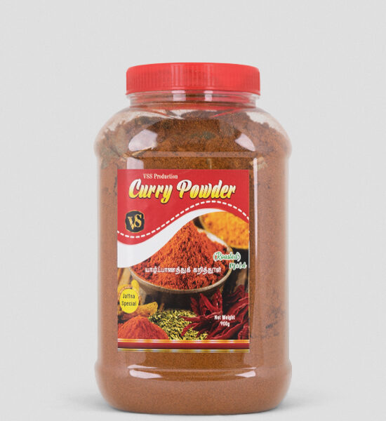 VS Roasted Curry Powder MILD - geröstet