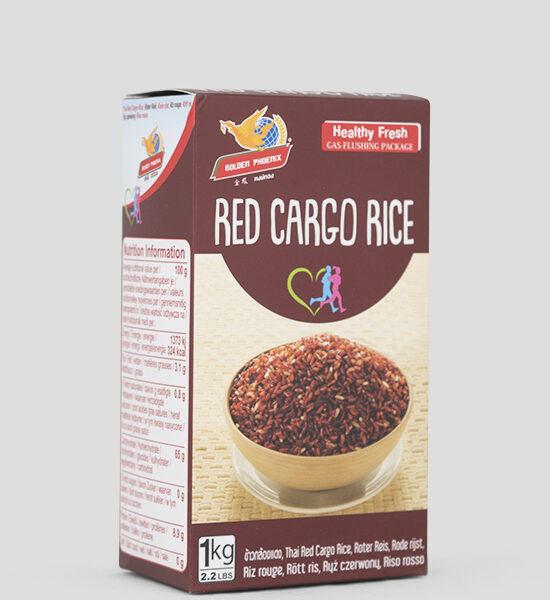 Golden Phönix Thai Roter Reis 1kg