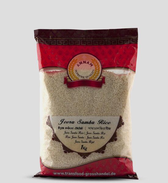 Annam Jeera Samba Rice
