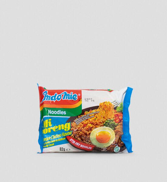 Indomie Instantnudeln Mi Goreng BBQ Chicken 82g