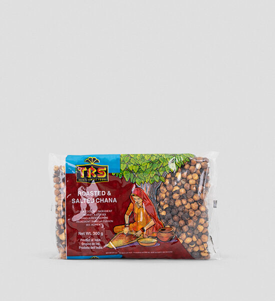 TRS Roasted & Salted Chana300g