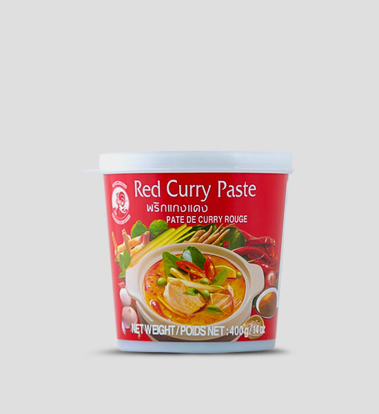 Cock Rote Currypaste