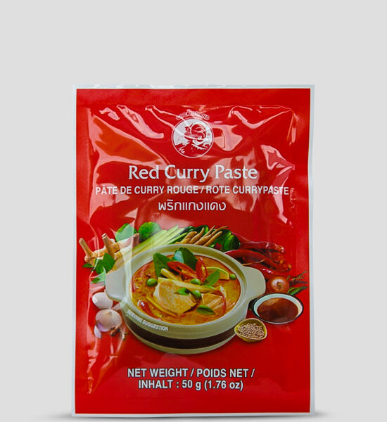 Cock Rote Currypaste 50g