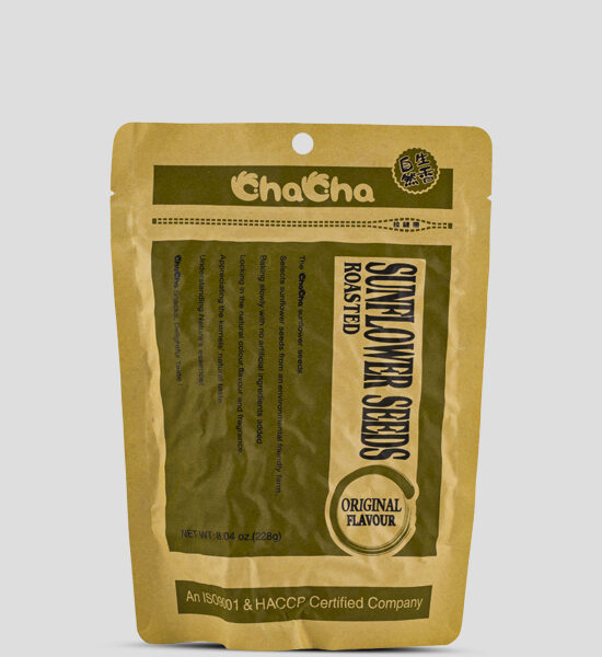 Chacha Roasted Sunflower Seeds Original Flavour 228g
