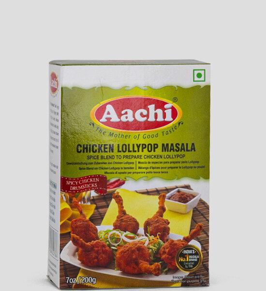 Aachi Chicken Lollypop Masala 200g