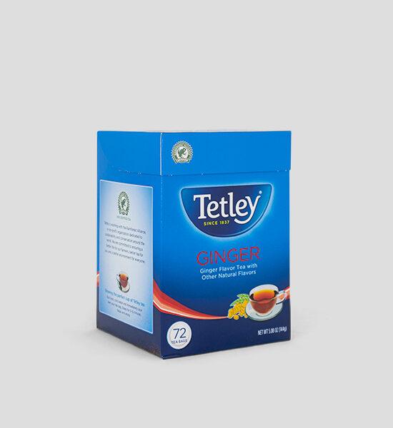 Tetley Ginger Tee 72 Teebeutel 144g