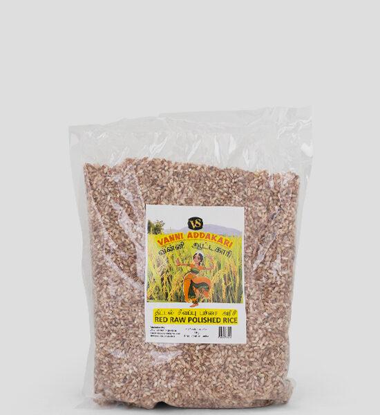 VS Vanni Red Raw Rice Polished