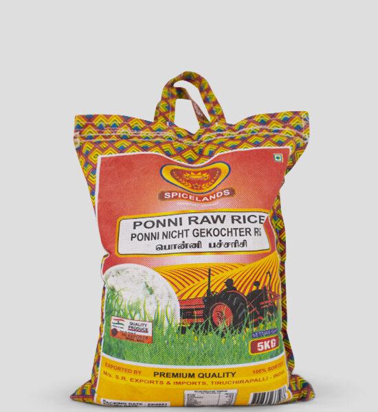 Spicelands Ponni Raw Rice