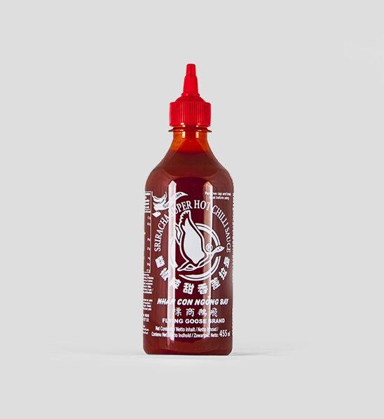 Flying Goose Sriracha Chilli Sauce extra scharf