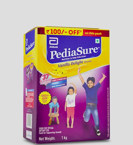 PediaSure Health & Nutrition Drink (Vanilla) JAR 400g