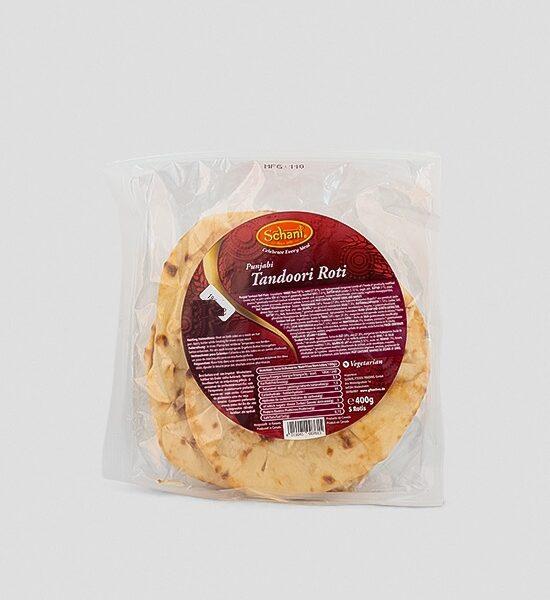 Schani Punjabi Tandoori Roti 5 Stück