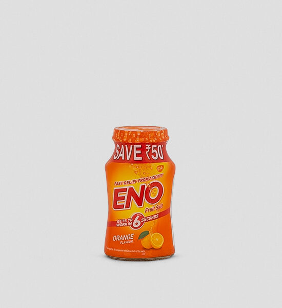 Eno Fast Relief from Acidity Orange - 100g
