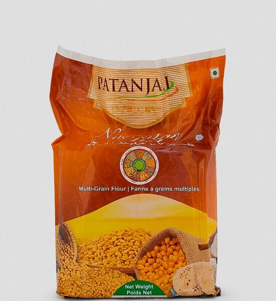 Patanjali Navratna Atta Multi Grain 5kg