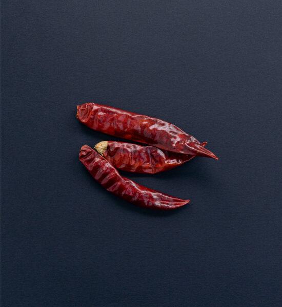 Spicelands getrocknete Chilli ohne Stiel - Red Stemless Chilli
