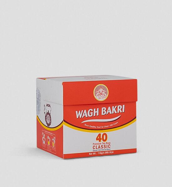 Wagh Bakri Premium Teabags Classic