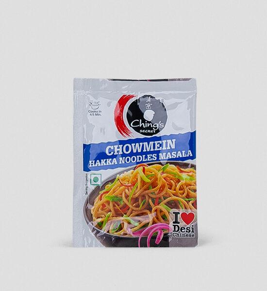 Chings Secret Chowmein Hakka Noodles Masala 20g