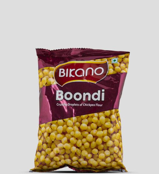 Bikano Boondi Plain 140g