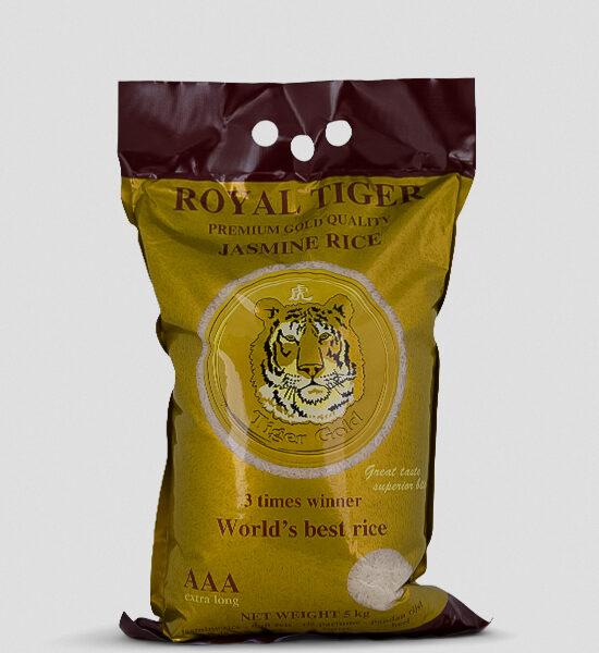 Royal Tiger Gold extra langer Jasmin Duftreis
