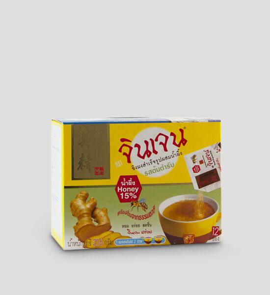 Gingen Instant Ingwer mit Honig Tee 216g